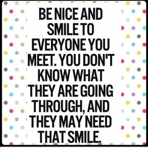 Smile 😀